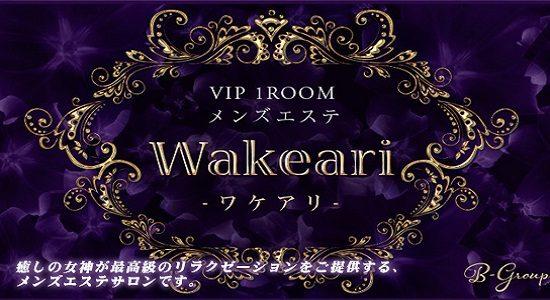 WAKEARI(ワケアリ)